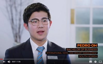 한국인 재학생 Pedro 와 Kevin 이 소개하는 블루마운틴