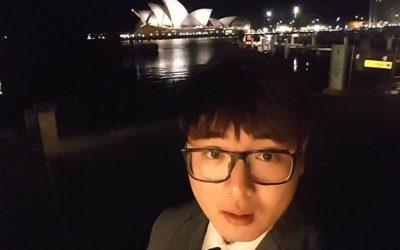 시드니 파크 하얏트 리젠시 근무 – 신희훈 동문 (17′ 졸업)
