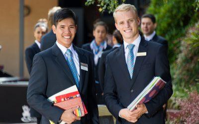 블루마운틴, 2019 QS 세계대학 랭킹 호주 호텔대학 1위에 오르다!